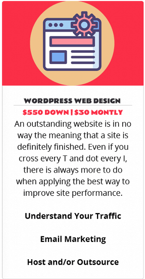 WordPress Web Design - SEAM Services
